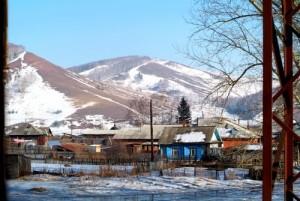 Район станции Зыково